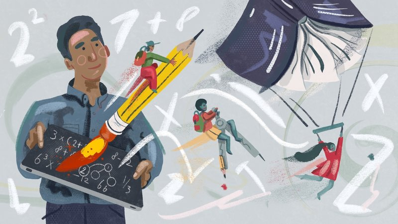 Khan Academy: Sal Khan