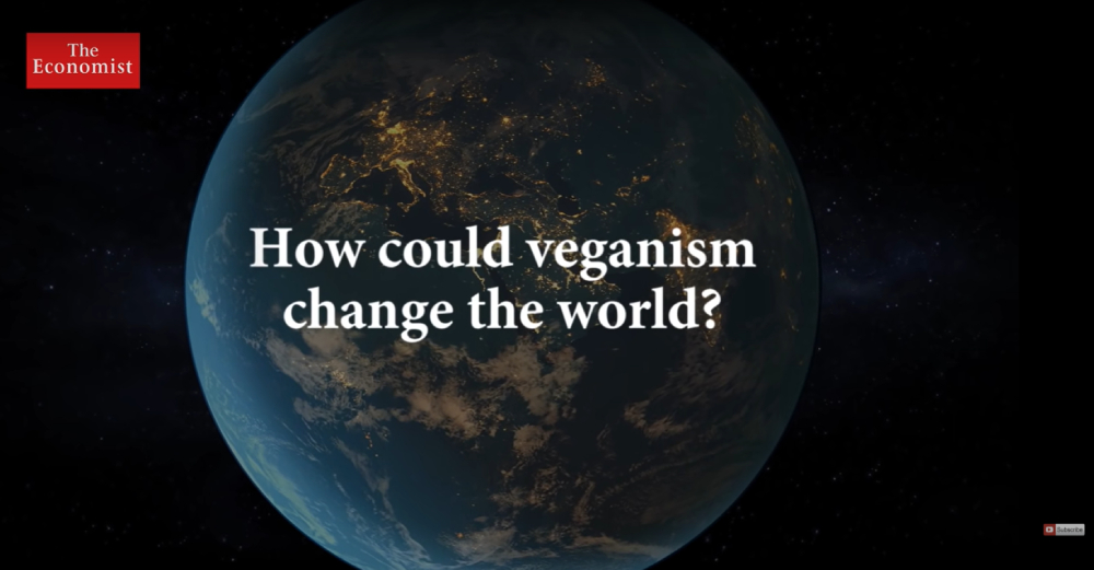 How could veganism change the world? | The Economist
