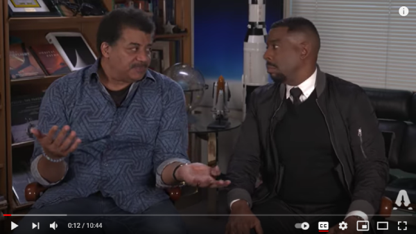 Terraforming Mars with Neil deGrasse Tyson