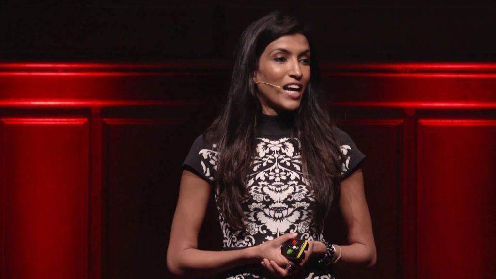 Reversing global poverty | Leila Janah | TEDx Amsterdam Women